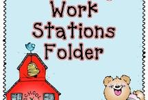 Lit stations