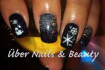 Xmas nails / Xmas beauties
