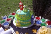 Teletubbies themed party