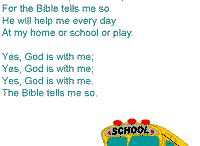 Bible Study and Songs for Kids / by Rachelle Sires