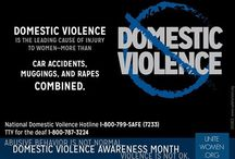 Domestic Violence Resources / Domestic Violence Resources