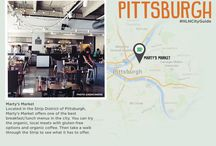 #HLNCityGuide: Pittsburgh / Not sure what to do in Pittsburgh? We got a local to show you the ropes! / by HLN