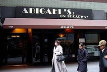 Favorite Places & Spaces / by Abigaels Restaurant