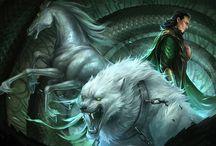 Fantasy Art / Imagination. Inspiration.