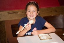 Kabuki Sushi / Kids love learning about how to roll their own sushi! At Kabuki Sushi events, we teach them all about the history and how-to of sushi-making.
