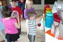 Fun Kid's Party Ideas / by Linda Semke