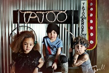 Tatts and fun things / by Leighann Frederick