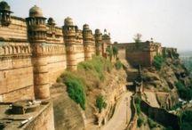 Voyage en Inde : Gwalior