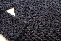 crochet rouxa