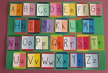 Word/Letter Work / by Holly Kirby
