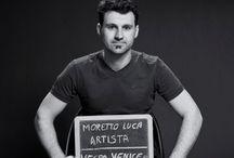 Luca Moretto Artista / Opere Luca Moretto