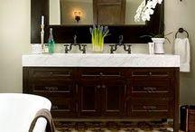 Restroom Ideas / by Rebecca Cervantes