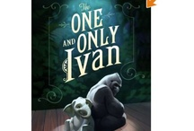 The One and Only Ivan / This board has ideas for classes who read The One and Only Ivan by Katherine Applegate, a recent Newbery winner.