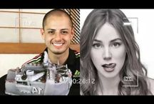 Camila Sodi no puede dejar escapar a Chicharito ¡y así lo sigue enamorando!
