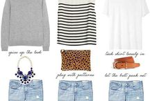 Rachel Shields / A guide to outfit building