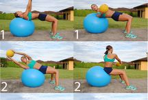Stability ball / Core exercises