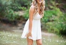 Senior Pics / by Allie Barton