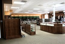 Gun Store Display Cases / Merchandise display cases for gun stores