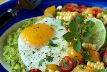 brunch recipes / by Hailey Grace / herlongwayhome