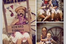Cowboy 1st Bday