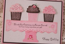 Cup Cake Cards
