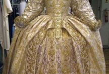 Dresses in the16th century