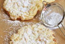 Rezepte / Streusel mit Vanillecreme
