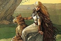 Freyja / Everything about the Norse Goddess Freyja