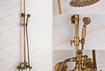 Proctor House: Bathroom