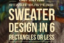 Simple knitting etc