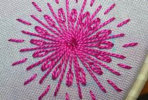 Embroidery - Round