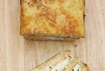 croque cake courgettes