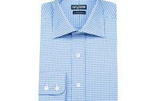 Chemises Texturées H14 - Café Coton / Cette chemise double retors s'adresse aux initiés amateurs de belles matières et d'une confection remarquable.