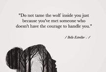 Wolf Quotoes