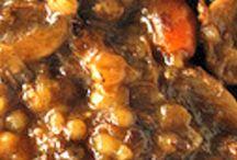 Non-Vegan Soups and Stews