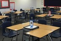 Classroom set up