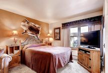 A Cozy Place to Stay / Check out these picture perfect One Bedroom or smaller vacation rentals in Breckenridge and Frisco Colorado. Perfect locations for just a few, the two of you, or less to come and stay while enjoy the beautiful Rocky Mountains here in Summit County.