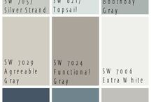 House paint colours