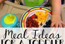 Toddler Meal Ideas / Quick, nutritious and delicious meals for kiddos!  / by Brittanie Wright