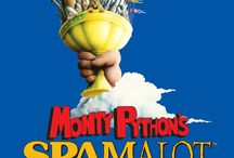 Monty Python's Spamalot at the Newnan Theatre Company / Winner of the 2005 Tony Award for Best Musical  Lovingly ripped off from the classic film comedy MONTY PYTHON AND THE HOLY GRAIL, SPAMALOT retells the legend of King Arthur and his Knights of the Round Table, and features a bevy of beautiful show girls, not to mention cows, killer rabbits, and French people. Did we mention the bevy of beautiful show girls?