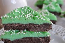 St. Patrick's Day / Ideas for St. Patrick's Day treats! / by Angie Penner