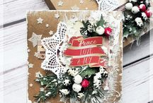 *Magical Christmas Paper Crafts*