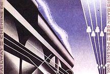 Art Deco Poster
