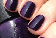 Fall/ Winter Nail Color 2014 / The beautiful colors of OPI Nordic Collection.