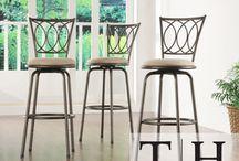 bar stools / by Elizabeth