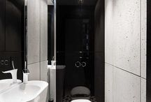 Toilet/bad