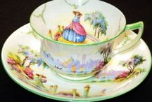 tea cups and pots / by Tammy Hill-Miller