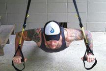 TRX / Tips, Ideas, Exercises & Workout Ideas