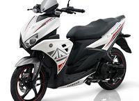 Yamaha Aerox 125 LC / Kredit Motor Yamaha Aerox 125 LC Murah, Proses Cepat dan Mudah, Wilayah Jakarta, Depok, Tangerang dan Bekasi.