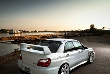 SUBARU / SUBARU CARS #stickyedge